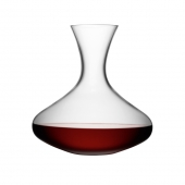 LSA International Wine Carafe Set of 2 Clear
