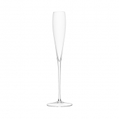 LSA International Wine Grand Champagne Flute Clear Set of 12