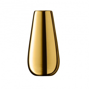 LSA International Flower Metallic Bud Vase