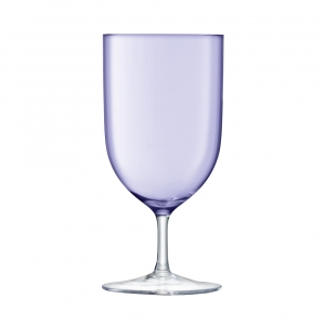 LSA International Hint Wine/Water Glass Set of 2
