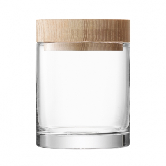 Lotta Container & Ash Lid Set of 4
