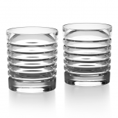 Ralph Lauren Metropolis Double Old Fashioned Set of 2