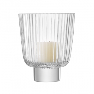 LSA International Pleat Storm Lantern