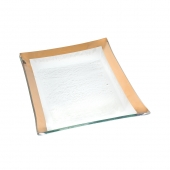 Annie Glass Roman Antique Vanity Tray