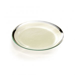 Annie Glass Roman Antique Round Pasta Bowl