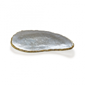 Annie Glass Edgey Gold Cheese Board