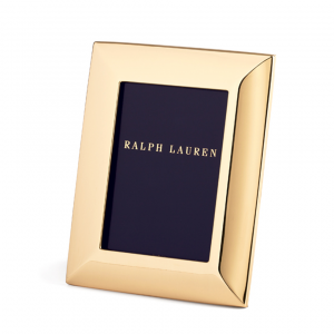 Ralph Lauren Beckbury Gold-Plated Frame