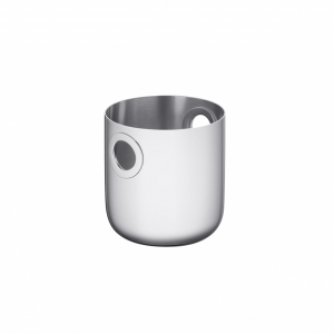 Christofle Oh De Christofle Stainless Steel Ice Bucket Sliver