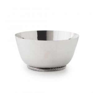 Michael Aram Twist Bowl Medium Silver