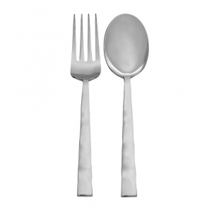 Michael Aram Ripple Effect Serving Set Sliver