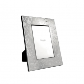 Christofle Graffiti Silver Plated Frame
