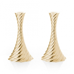 Michael Aram Twist Candle Holders