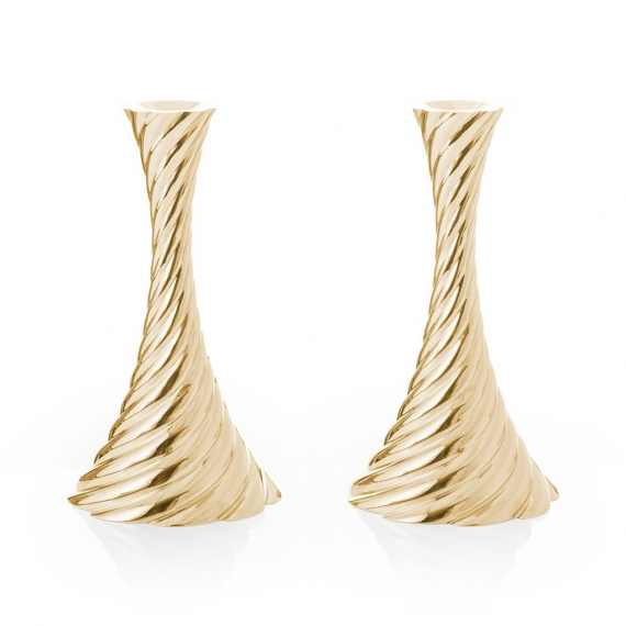 Twist Candle Holders