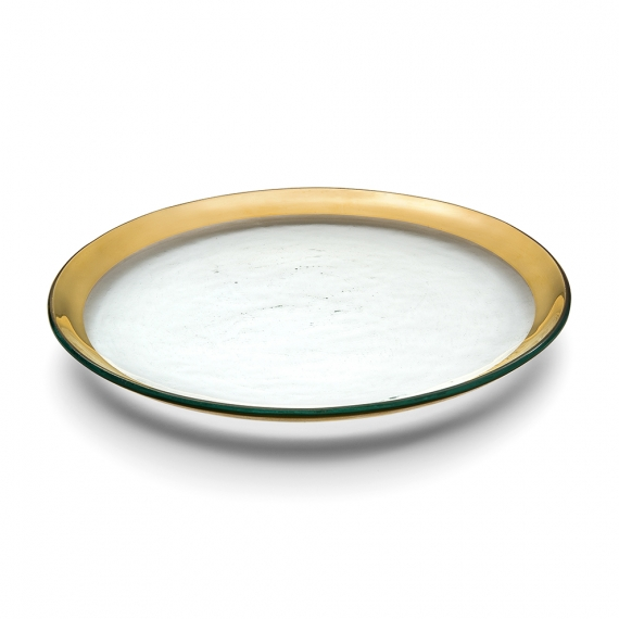 Roman Antique Salad Plate
