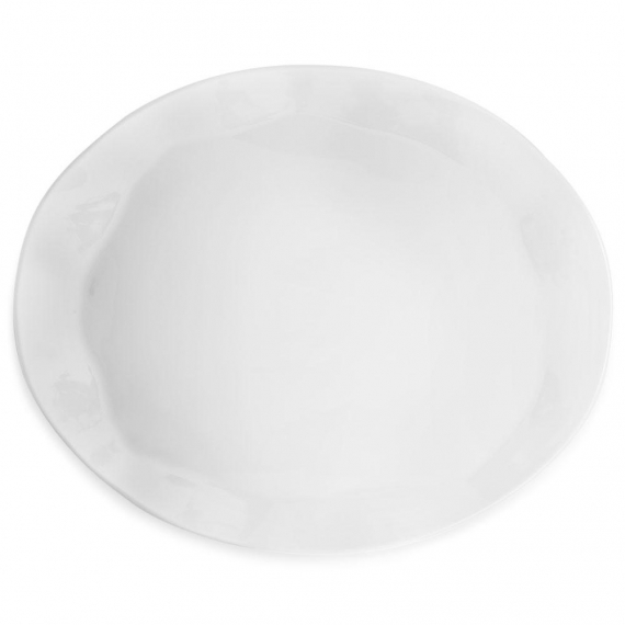 Ruffle Melamine Turkey Platter Set of 4