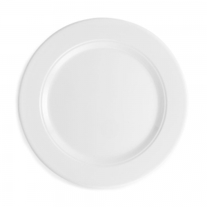 Diamond Melamine Round Dinner Plate