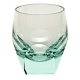 Moser Crystal Bar Double Old Fashioned Glass 7.3 Oz Beryl
