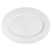 Diamond Melamine Oval Turkey Platter