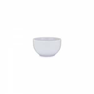 Diamond Melamine Round Dip Bowl