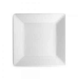 Diamond Melamine Square Salad Plate