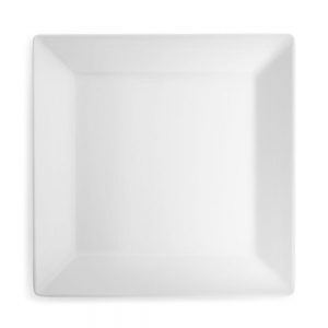 Diamond Melamine Square Dinner Plate