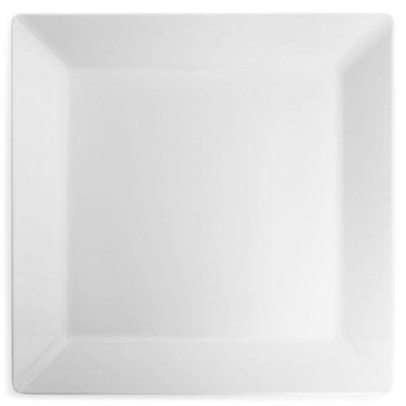 Diamond Melamine Square Platter Set of 4