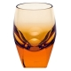 Moser Crystal Bar Hiball Glass 11.2 Oz. Topaz