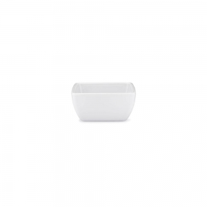 Diamond Melamine Square Dip Bowl