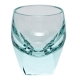 Moser Crystal Bar Shot Glass 1.5 Oz. Beryl
