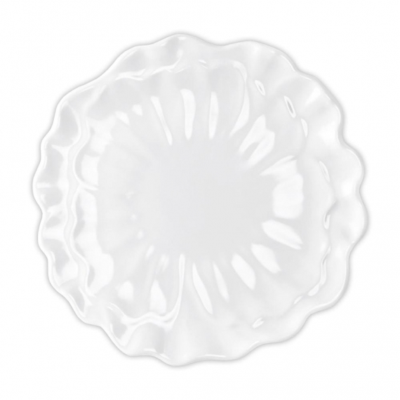 Peony Melamine Dinner Plate Set of 4