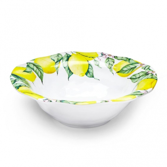 Limonata Melamine Serving Bowl Set of 4