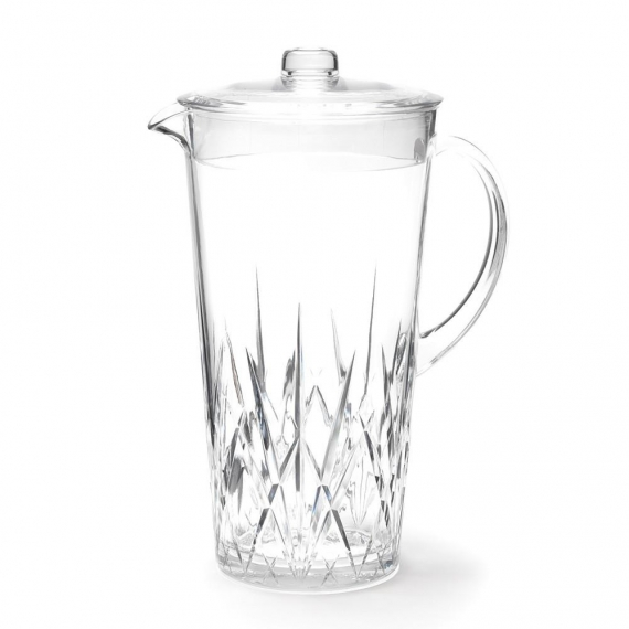 Aurora Crystal Tritan Acrylic Pitcher Set of 4