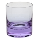 Moser Crystal Whisky Double Old Fashioned Glass 12.5 Oz. Alexandrite
