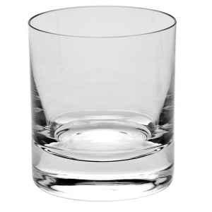 Moser Crystal Whisky Double Old Fashioned Glass 12.5 Oz. Clear