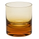 Moser Crystal Whisky Double Old Fashioned Glass 12.5 Oz. Topaz