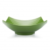 Q Squared Zen Melamine Serving Bowl