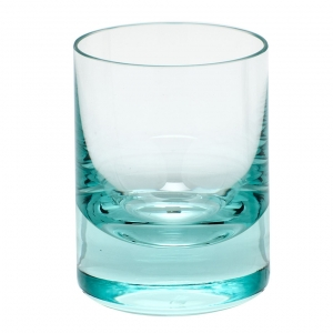 Moser Crystal Whisky Shot Glass 2 Oz. Beryl