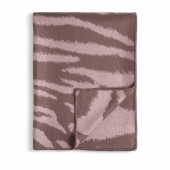 Tiger Jacquard Throw
