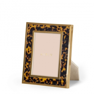 Aerin Tortoise Inlay Photo Frame Small