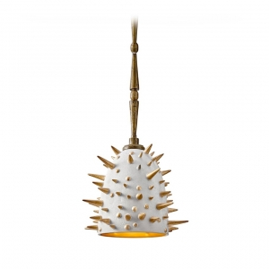 Celestial Spikes Hanging Lamp - Small