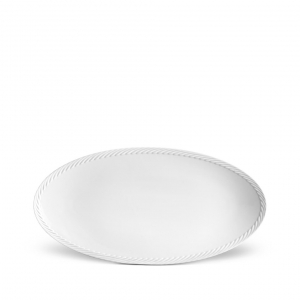 Corde Oval Platter - Small