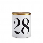 L'Objet Mamounia No.28 Candle White