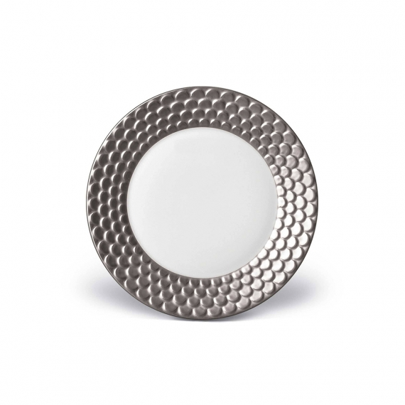 Aegean Bread and Butter Plate - Platinum