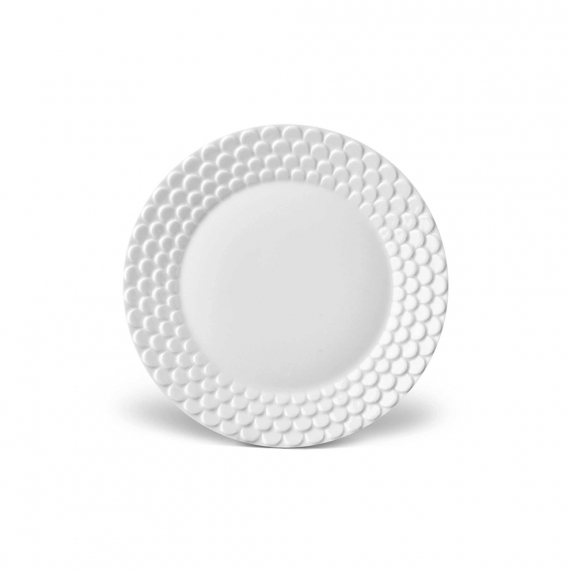 Aegean Bread + Butter Plate - White