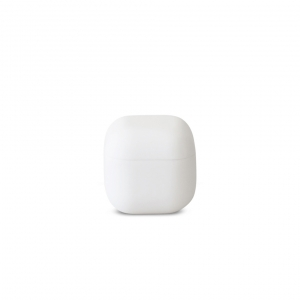 Tina Frey Bath Salts Lidded Box White