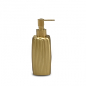 Brushed Brass Soap Dispenser