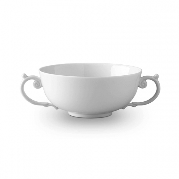 Aegean Soup Bowl - White