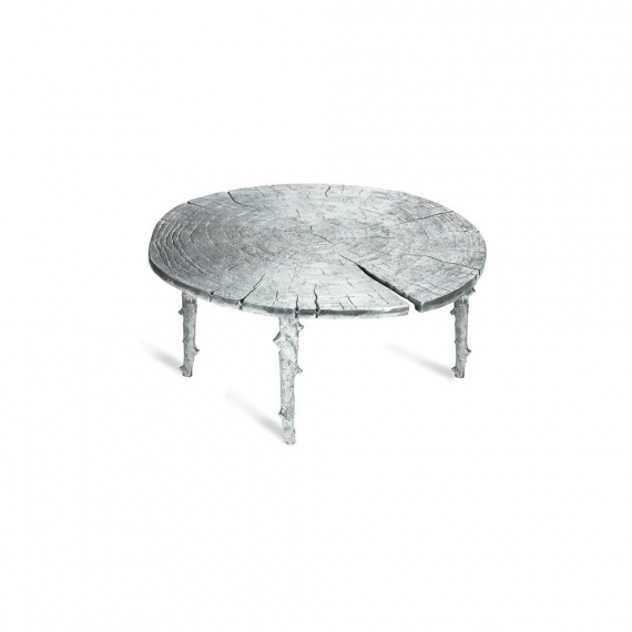 Enchanted Forest Coffee Table - Polished