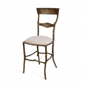 Enchanted Forest Chair - Oxidized