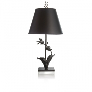 Michael Aram Black Orchid Table Lamp